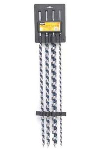 Product Τρυπάνια Ξύλου 600mm Σετ 4 τεμ. Rolson 48557 base image
