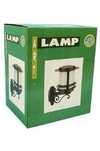 Product Φωτιστικό Φανάρι Τοίχου Αλουμινίου Happy 07515 base image