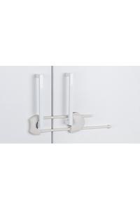 Product Κλειδαριά Ασφαλείας Ντουλαπιών Λευκή Inofix 5106 base image
