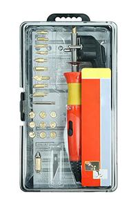 Product Πυρογράφος 30W Σετ 24 τεμ. Hofftech 0011126 base image
