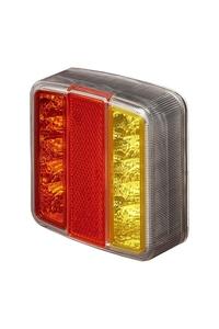 Product Φανάρι Τρέιλερ Πίσω 18 LED 12/24V 100x90x35mm Neilsen CT5358 base image