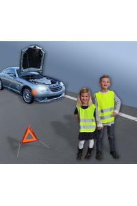 Product Γιλέκο Ασφαλείας Αντανακλαστικό Παιδικό ProPlus 540303 base image