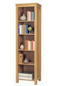 "Product Βιβλιοθήκη ""CORONA"" Οξιά Με 5 Ράφια base image"