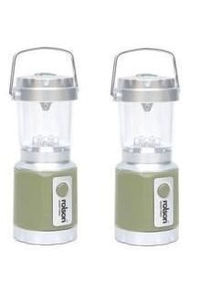 Product Φακοί Επιτραπέζιοι Με 7 LED Σετ 2 τεμ. Rolson 60694 base image