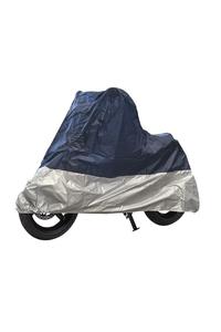Product Κουκούλα Μηχανής Μπλε - Ασημί XL ProPlus 610257 base image