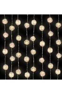 Product Γιρλάντα Με Φωτάκια 20 LED Τριαντάφυλλα Διάφανα Anika 63170 base image