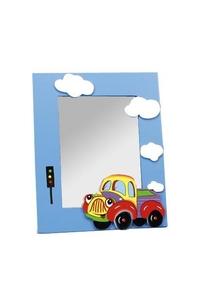 Product Καθρέπτης Παιδικός Μπλε base image