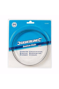 Product Λεπίδα Πριονοκορδέλας 14 TPI Silverline 675295 base image