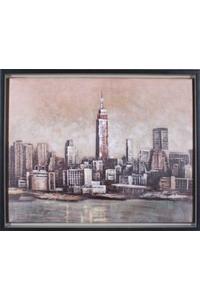 Product Πίνακας New York Inart base image