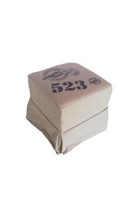 "Product Σκαμπό Υφασμάτινο Μπεζ ""523"" base image"