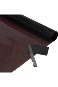 Product Μεμβράνη Αντιηλιακή Τζαμιών Αυτοκινήτου 50x300cm Black All Ride 76393 base image