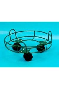 Product Βαση Με Ρόδες Πράσινη Φ26cm base image