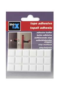 Product Προστατευτικό Πόρτας Αυτοκόλλητο Λευκό Σετ 18 τεμ. Inofix base image