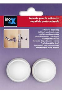 Product Στοπ Πόρτας Τοίχου Αυτοκόλλητο Σετ 2 τεμ. Inofix base image