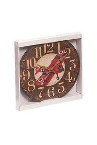 Product Ρολόι Τοίχου Ξύλινο 34cm Σε 12 Σχέδια ΟΕΜ base image