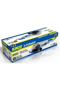 Product Γωνιακός Τροχός 900W - 125mm KINZO X-POWER 71795 base image