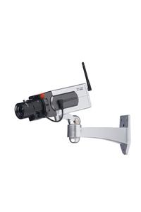 Product Ομοίωμα Κάμερας Με Ανιχνευτή Κίνησης Και Περιστροφή Safe Alarm 72879 base image
