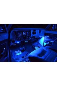 Product Φωτιστικό Εσωτερικού Αυτοκινήτου 12V Μπλε All Ride 28207 base image