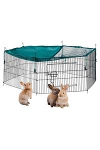 Product Κλουβί Μικρών Ζώων Με Δίχτυ Hi 49028 base image