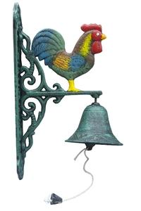 """Product Διακοσμητικό Κήπου """"Καμπάνα Κόκορας"""" base image"""