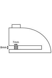 Product Κλειδαριά Δισκόφρενου Με Συναγερμό base image