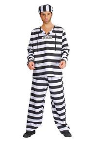 "Product Στολή Ενηλίκων ""Φυλακισμένος"" base image"