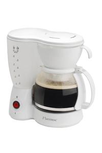 Product Καφετιέρα Λευκή 750W BESTRON ACM608W base image