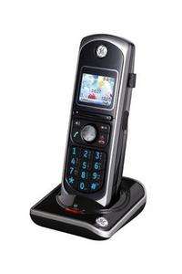 Product Τηλέφωνο Ασύρματο GE Μαύρο Ασημί base image