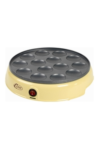 Product Ψηστιέρα Για Τηγανίτες Μίνι 800W Κίτρινη Bestron APFM700SD base image