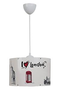 Product Φωτιστικό Οροφής Πλαστικό London base image