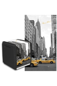 Product Μπαούλο Πλαστικό ''NEW YORK'' 130LT base image