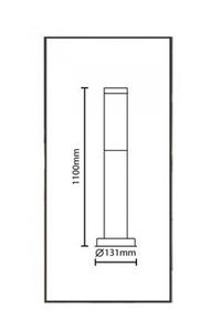 Product Φωτιστικό Δαπέδου Ανοξείδωτο 7290060 base image