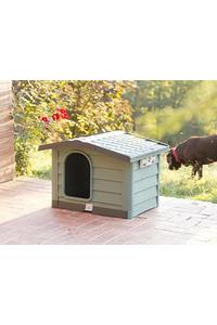 "Product Σπίτι Σκύλου Μπεζ Bama ""Bungalow"" 19101 base image"