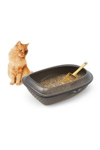 Product Τουαλέτα Γάτας Σε Διάφορα Χρώμ. Bama 19110 base image