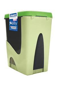 "Product Κάδος Με Πεντάλ 21Lt Πράσινο Bama ""Pelly"" 40104 base image"