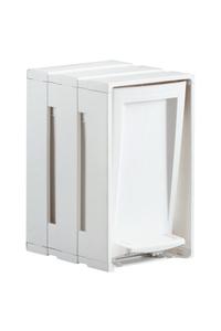"Product Κάδος Με Πεντάλ 7Lt Λευκός ""Tina"" base image"