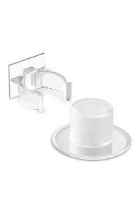 Product Στοπ Πόρτας Συγκράτησης Διαφανές base image