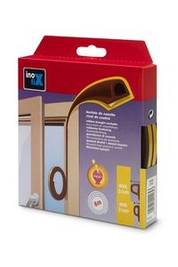 Product Αυτοκόλλητο Μονωτικό Για Πόρτα - Παράθυρο Καφέ Σχήματος P Inofix base image