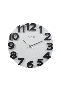 Product Ρολόι Τοίχου 3D King O1673001 base image