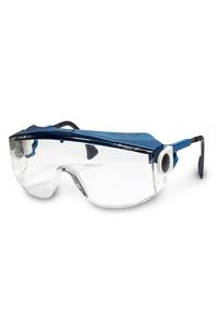 Product Γυαλιά Προστασίας Διάφανα - Μπλε base image