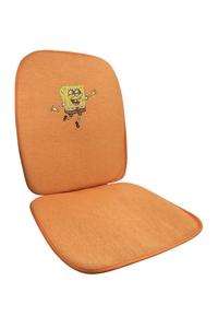 Product Πλατοκάθισμα Αυτοκινήτου Ψάθα Πορτοκαλί Μπομπ Σφουγγαράκης base image