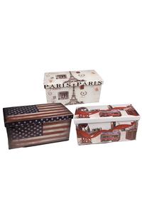 "Product Σκαμπό MDF - Δερματίνη Μεγάλο ""Αμερική"" Homestyle 41546 base image"