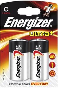 Product Μπαταρίες Αλκαλικές Energizer C 2 τεμ. base image