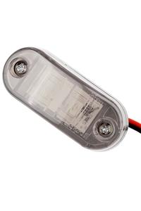 Product Φως Θέσης Πλαϊνό Λευκό LED 10/30V 247 Lighting CA6095V base image