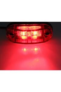 Product Φως Θέσης Πλαϊνό Κόκκινο LED 10/30V 247 Lighting CA6095R base image
