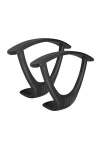 Product Μπράτσα Καρέκλας Γραφείου Μαύρα base image