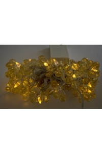 Product Λαμπάκια Γιρλάντα Κίτρινο Γκι 32 LED base image