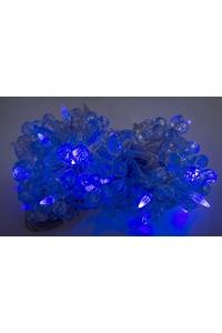 Product Λαμπάκια Γιρλάντα Μπλε Γκι 32 LED base image