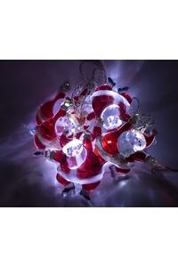 "Product Λαμπάκια Γιρλάντα Με 8 Φώτα ""Άγιος Βασίλης"" base image"