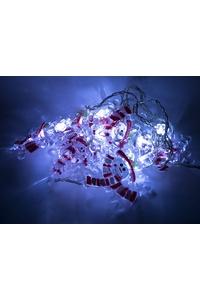 "Product Λαμπάκια Γιρλάντα Με 8 Φώτα ""Χιονάνθρωπος"" base image"